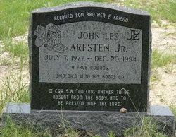 John Lee Arfsten, Jr