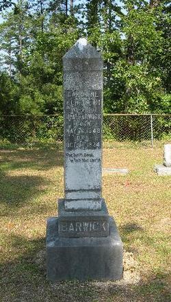 Caroline Elizabeth <i>Lacey</i> Barwick