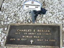 Charles E Berger