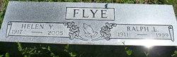 Ralph L Flye