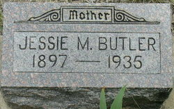 Jessie M Butler