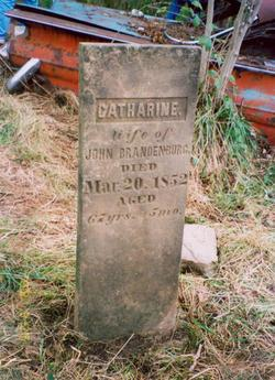 Catharine <i>Cummings</i> Brandenburg