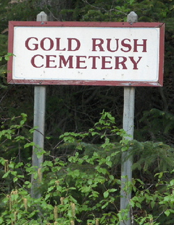 Gold Rush Cemetery
