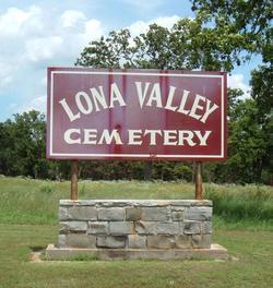Lona Valley Cemetery