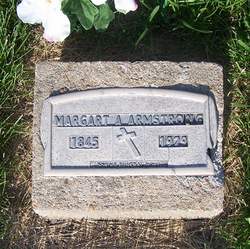 Margart Maggie <i>Francis</i> Armstrong