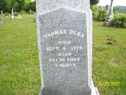 Thomas Dean