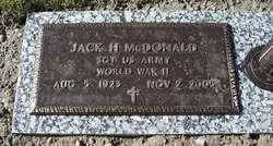 Jack Howard McDonald