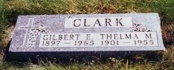 Gilbert Edward Clark