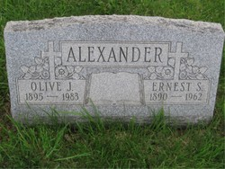 Olive J. Alexander