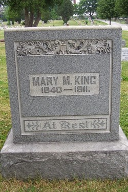 Mary M <i>Roberts</i> King