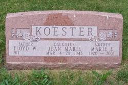 Jean Marie Koester