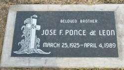 Jose F Ponce de Leon