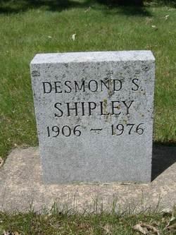 Desmond Sturgis Shipley