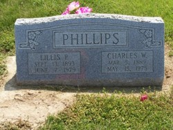 Lillis Pearl <i>Rideout</i> Phillips