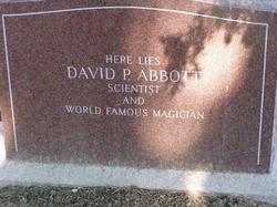 David Phelps Abbott