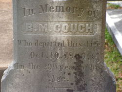 Benjamin McCollough Couch