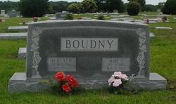 Mary Hectorina <i>Monroe</i> Boudny