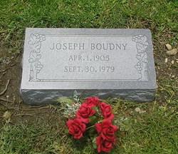Joseph Boudny