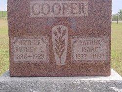Ruthey E <i>Vaughan</i> Cooper