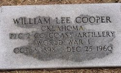 William Lee Cooper