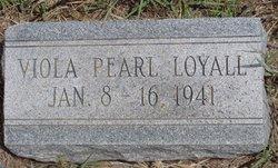 Viola Pearl Loyall