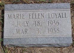Marie Ellen Loyall
