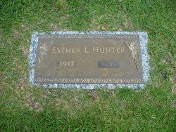 Esther L. Hunter