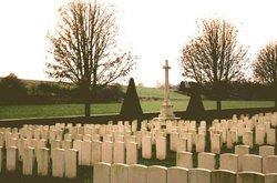 Blighty Valley Cemetery