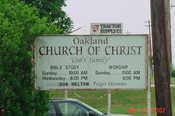 Oakland Church of Christ Cemetery
