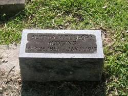 Bertha Mae <i>Fulford</i> Hudgins