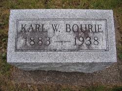 Karl William Bourie