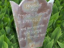 Martina <i>Von Trapp</i> Dupire