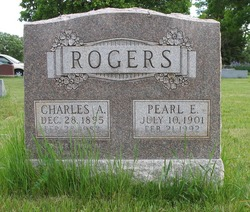Charles Andas Rogers