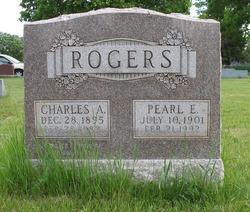 Pearl Essa <i>Williams</i> Rogers