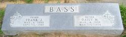 Daisy M <i>Wolfe</i> Bass