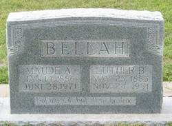 Maude Austell <i>Henry</i> Bellah
