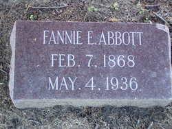 Fannie E. Abbott