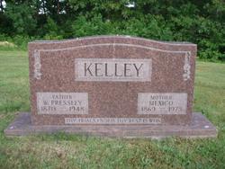 William Pressley Kelley