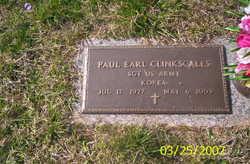 Paul Earl Clinkscales