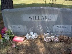 Bonnie Maxine <i>Conway</i> Willard