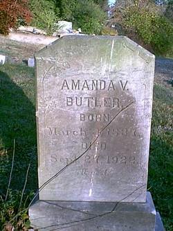 Amanda V <i>McDonald</i> Butler