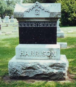 Orin Elizabeth (Lizzie) <i>Learmont</i> Harrison