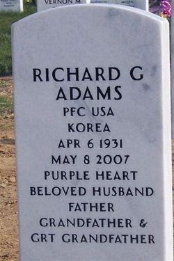 Richard G Adams