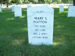 Mary L. Hatton