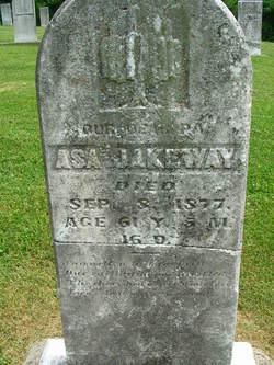 Asa Jakeway, Jr
