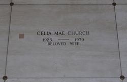 Celia Mae Church
