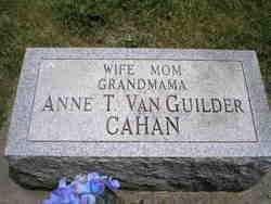 Anne T. <i>VanGuilder</i> Cahan