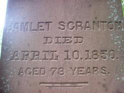 Hamlet Scrantom