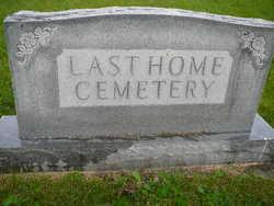 Last Home Cemetery