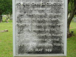 Powers Chapel Cemetery